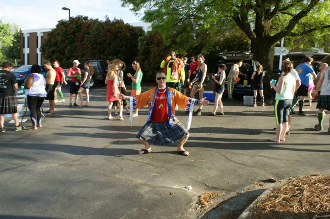 Hash House Harriers – You Know It's an Epic Hash When…