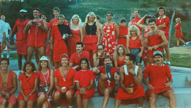 Why Do Hash House Harriers R*n in Red Dresses?
