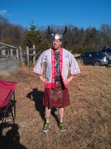"92.  Yeah have at least 5 comical answers to the question ""what are you wearing under your kilt?"" - Contributed by Rock Out With My Cock Out"